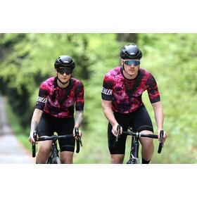 Biehler Pro Team - Maillot manches courtes Homme - rose/noir